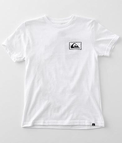 Boys - Quiksilver Off The Ground T-Shirt