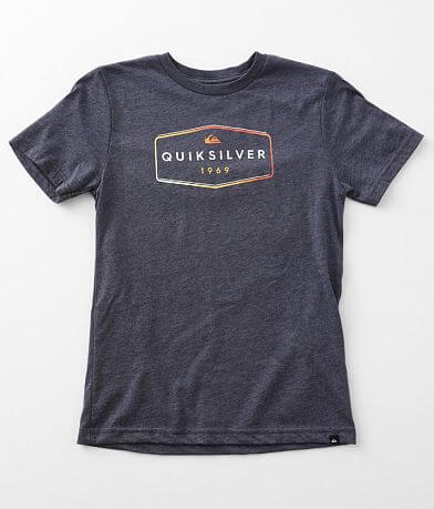 Boys - Quiksilver Stear Clear T-Shirt