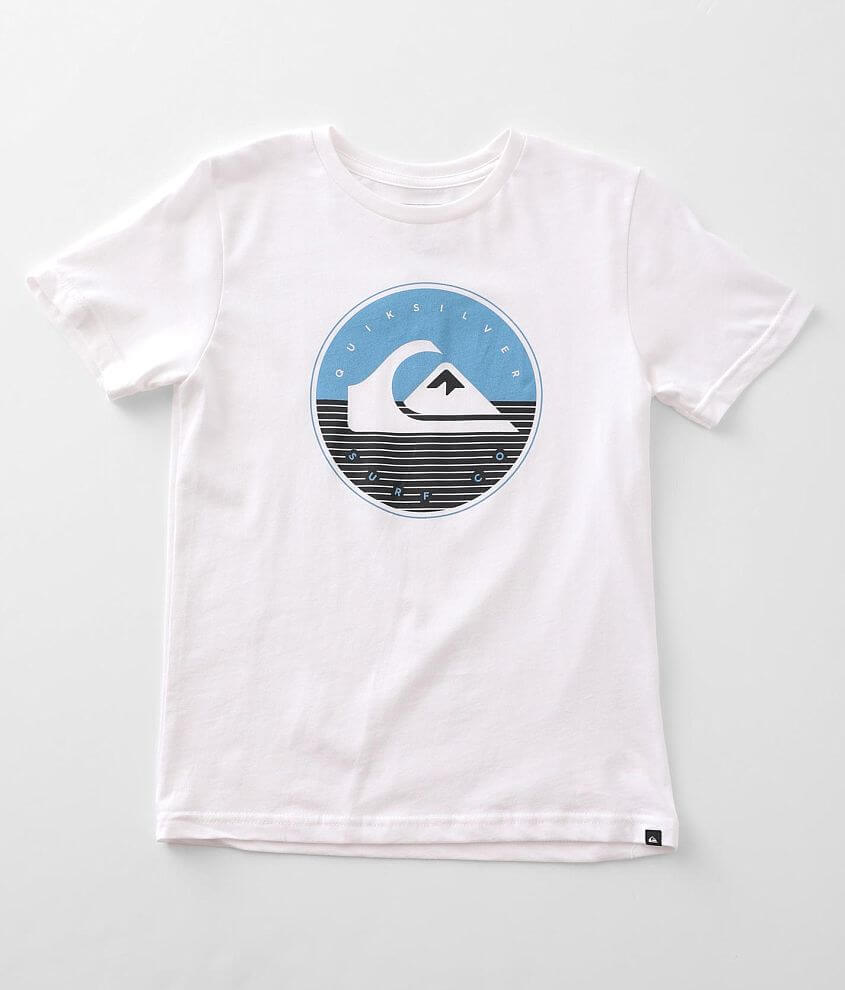 Boys - Quiksilver High Fusion T-Shirt front view