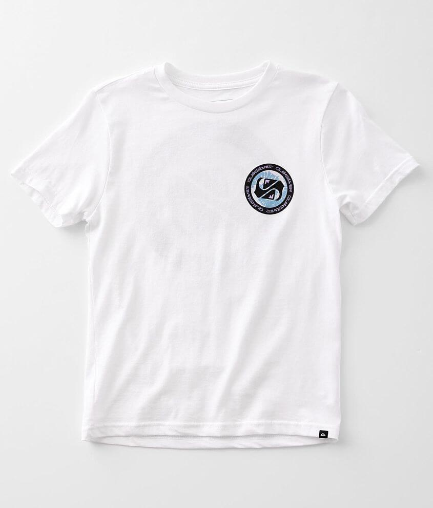 Boys - Quiksilver Golden Record T-Shirt front view