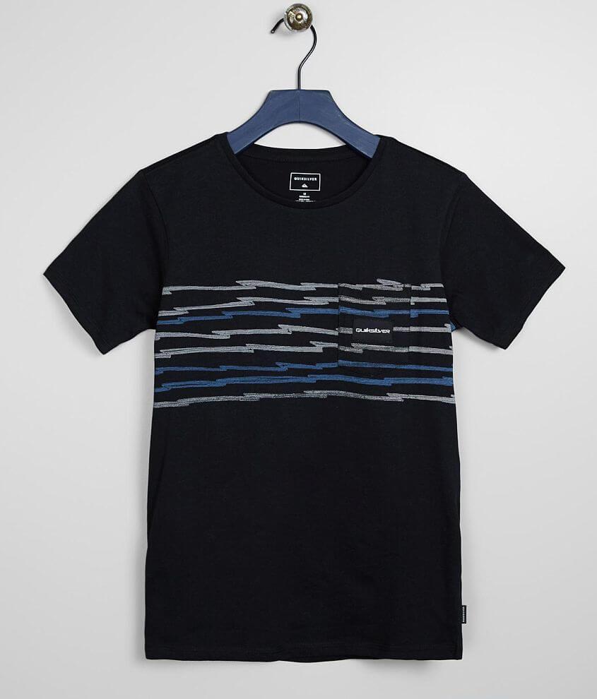 Boys - Quiksilver Razoredge T-Shirt front view