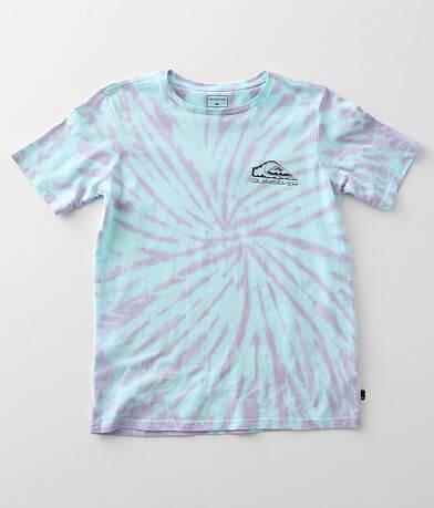 Boys - Quiksilver Draft Message T-Shirt