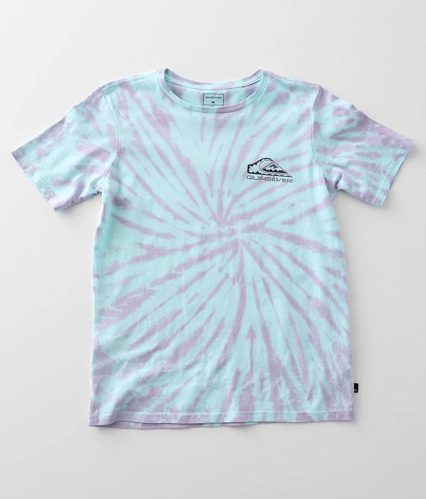Boys - Quiksilver Draft Message T-Shirt front view