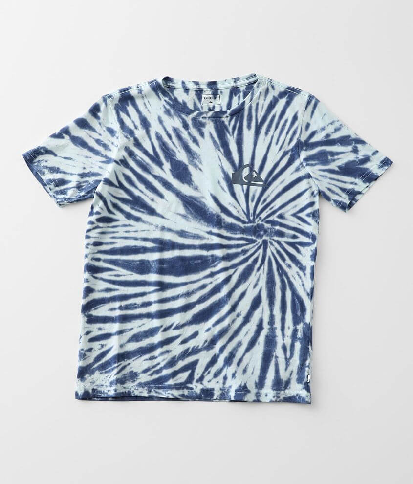 Boys - Quiksilver 25th Hour T-Shirt front view