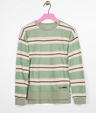 Girls - BKE Striped Lightweight Pullover