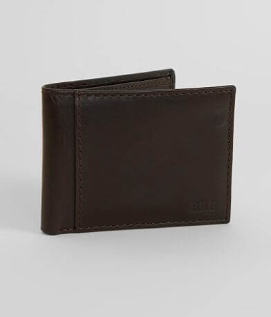 BKE Rem Passcase Leather Wallet