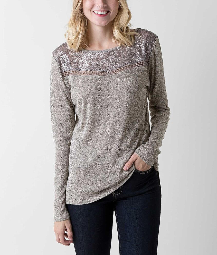 Daytrip Knit Top front view