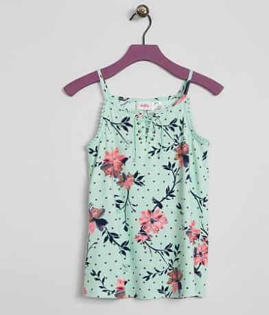 Girls - Daytrip Floral Tank Top