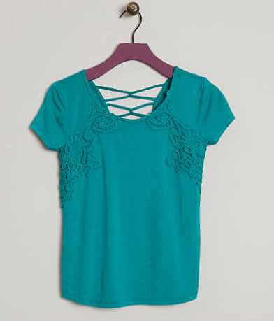 Girls - Daytrip Solid Top