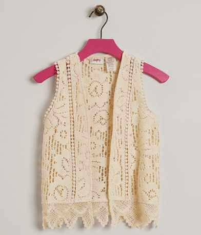 Girls - Daytrip Crochet Vest