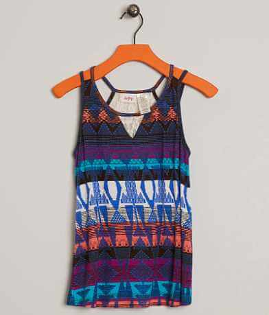 Girls - Daytrip Printed Tank Top