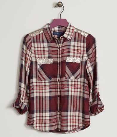 Girls - Weavers Girl Plaid Shirt