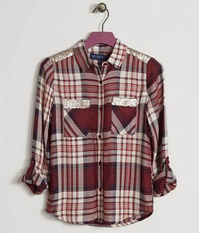 Girls - Weavers Girl Plaid Shirt