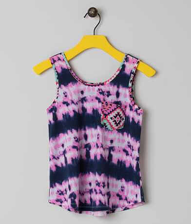 Girls - Daytrip Tie Dye Tank Top