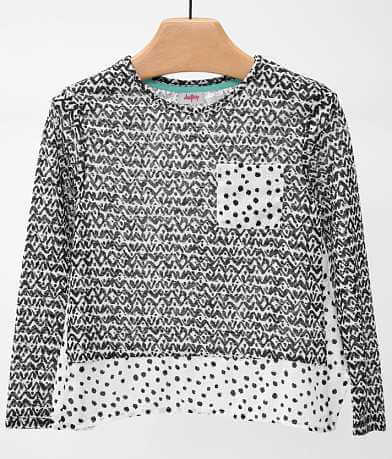 Girls - Daytrip All-Over Print Top