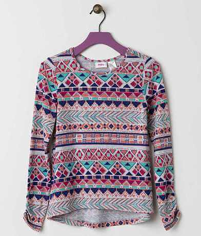 Girls - Daytrip Printed Top