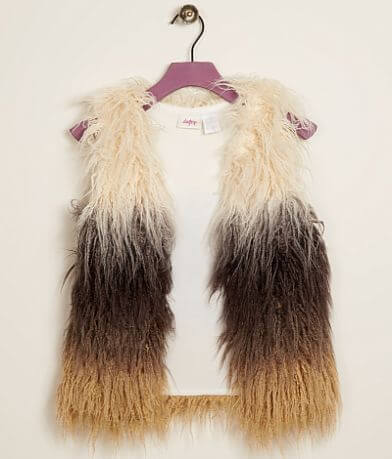 Girls - Daytrip Faux Fur Vest