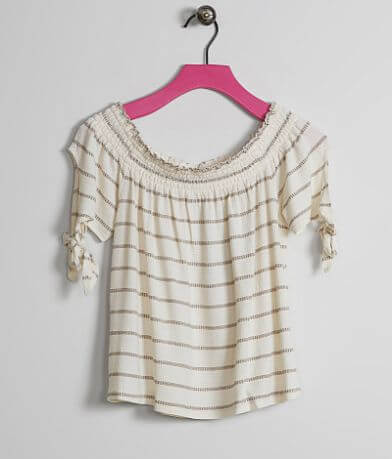 Girls - Daytrip Striped Top