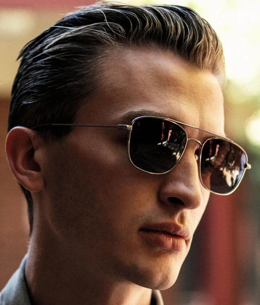RAEN Barolo Sunglasses front view