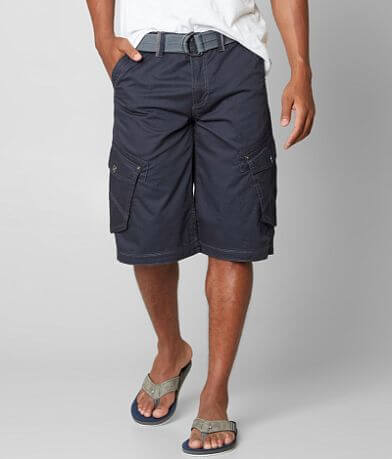 Salvage Austin Cargo Stretch Short