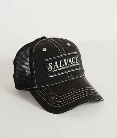 Salvage Bill Trucker Hat