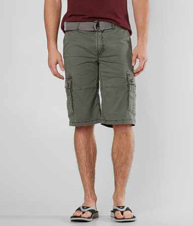 Salvage Dallas Cargo Stretch Short