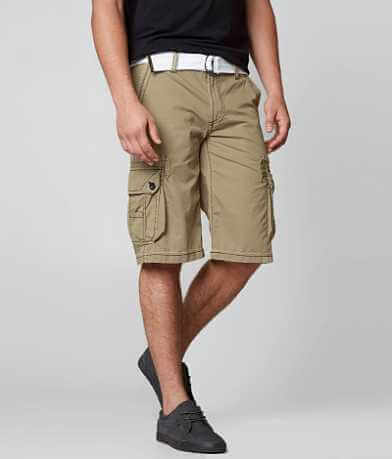 Salvage Fiery Cargo Short