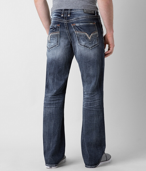 Salvage Stretch Jean Anarchy Relaxed Straight xfpwqftU