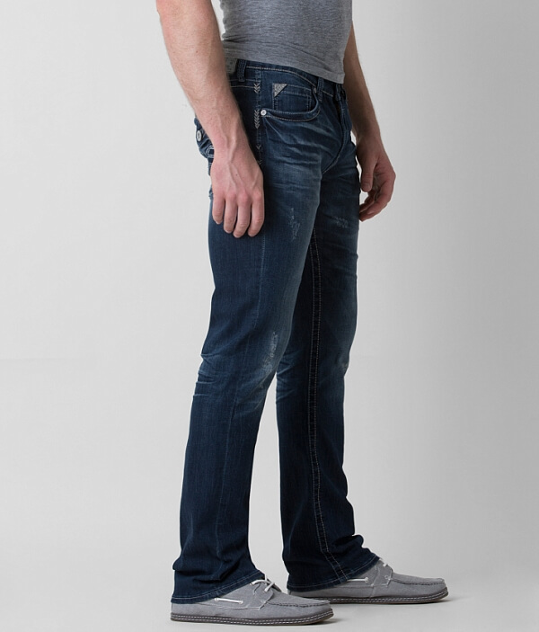 Stretch Jean Salvage Slim Straight Havoc qw678tS