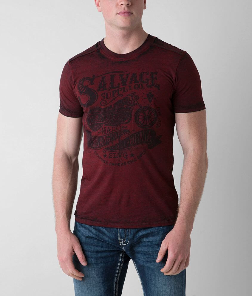 Salvage Munch T-Shirt front view