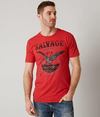 Salvage Stamp T-Shirt