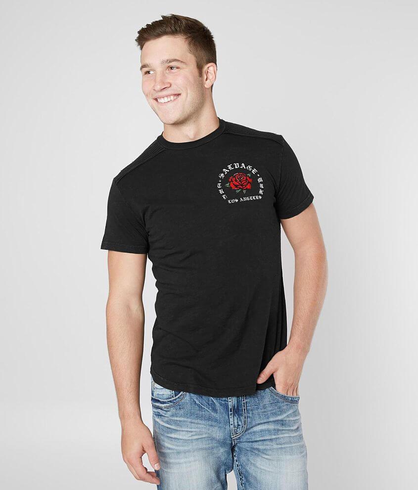 Salvage Kai T-Shirt front view