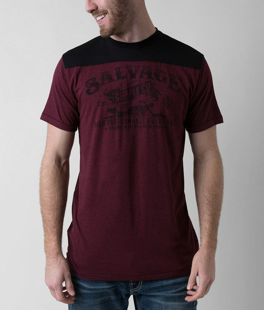 Salvage Mile High T-Shirt front view