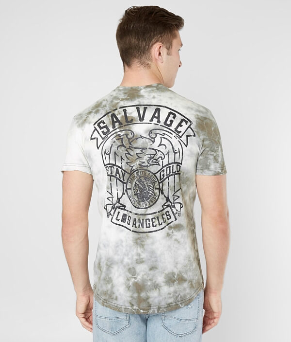 Salvage Shirt T Shirt Salvage Byrd Byrd T Salvage Byrd PqrURPwnH