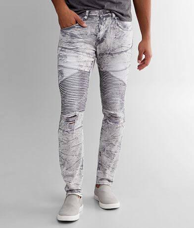 Waimea Moto Skinny Stretch Jean