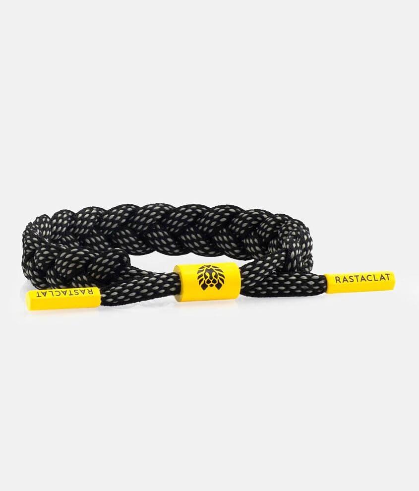 Rastaclat Coal Tiger Bracelet front view