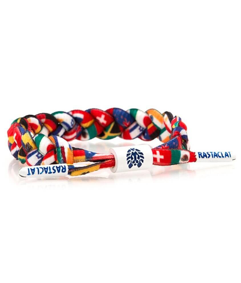 Rastaclat United Bracelet front view