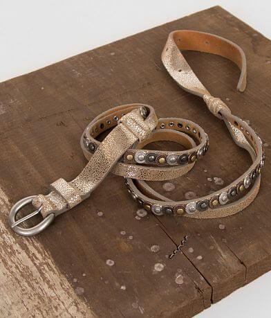 BKE Foiled Leather Belt