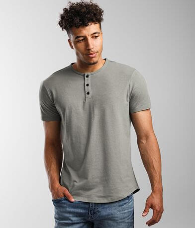 HEDGE Knit Henley