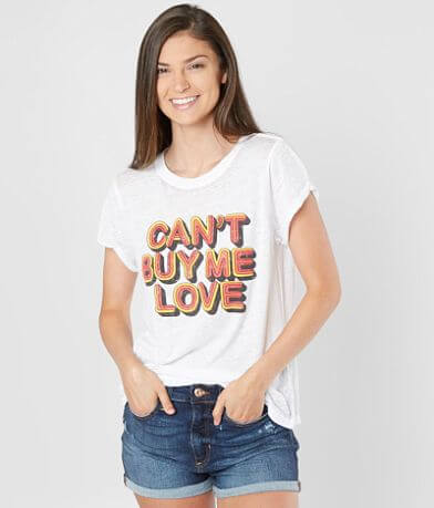 Recycled Karma Can't Buy Me Love T-Shirt