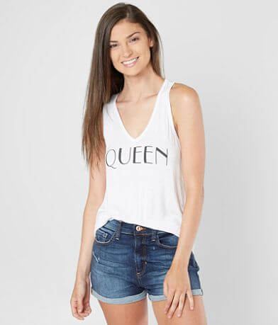 Recycled Karma Queen Tank Top