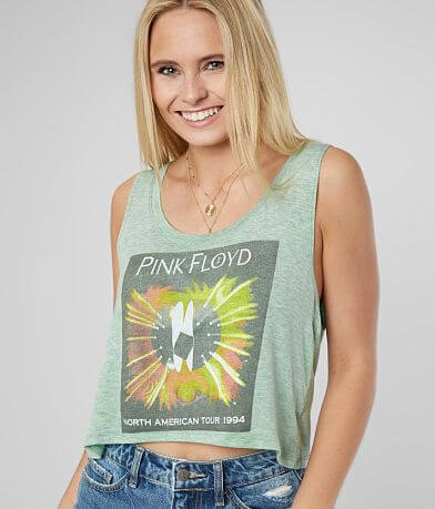 Recycled Karma Pink Floyd Band Tank Top
