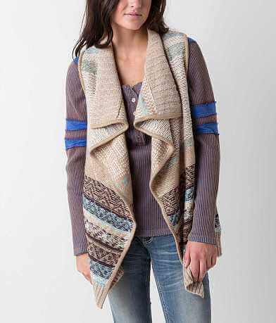 Daytrip Striped Sweater Vest