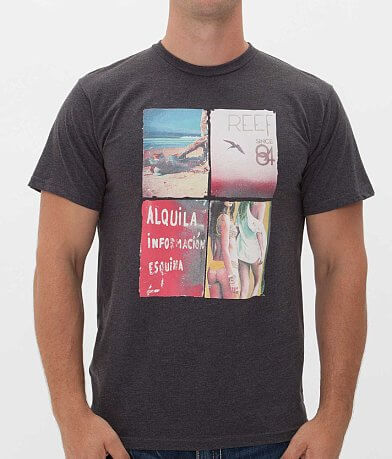 Reef Quat Yo T-Shirt