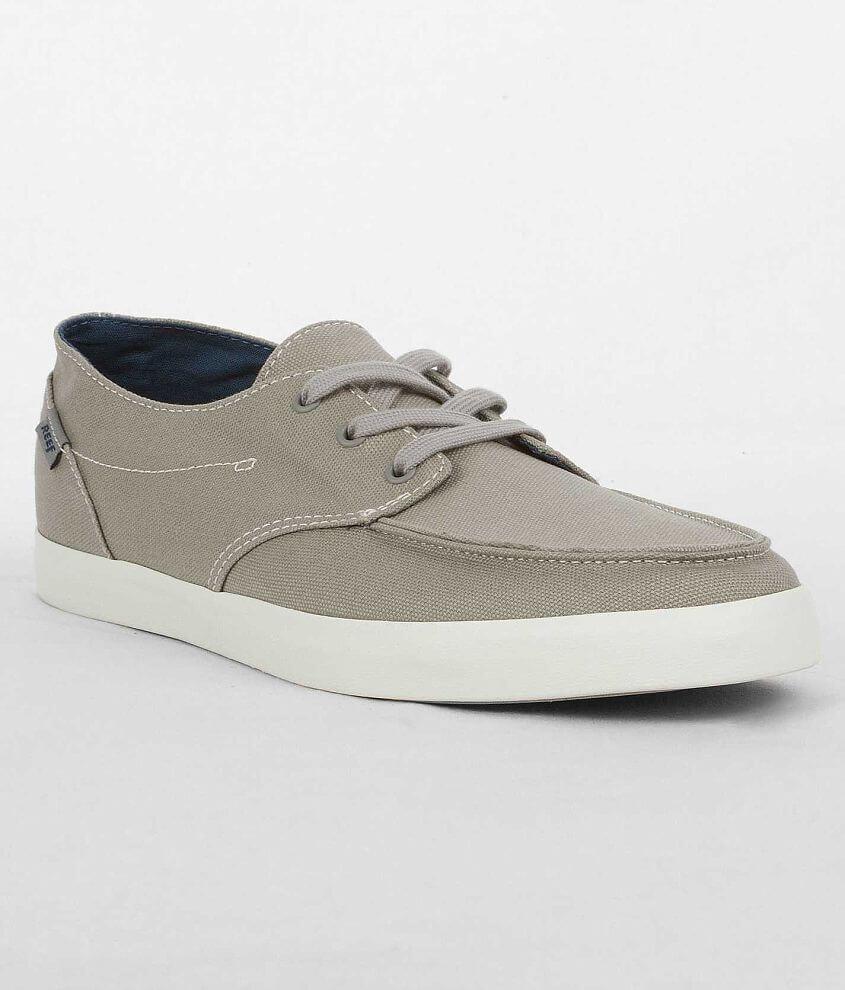 97cfe74b0b586 Reef Deck Hand 2 Shoe - Men's Shoes in Light Grey   Buckle