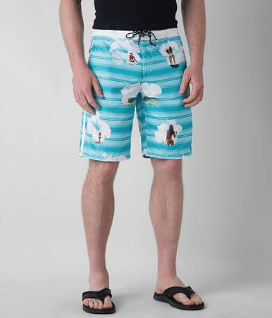 Reef Tropic Stretch Boardshort