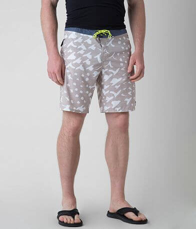 Reef Norte Stretch Boardshort
