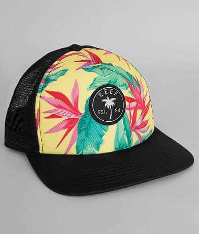 Reef Buffet Trucker Hat