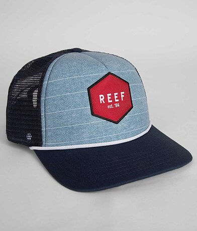 Reef South County Trucker Hat