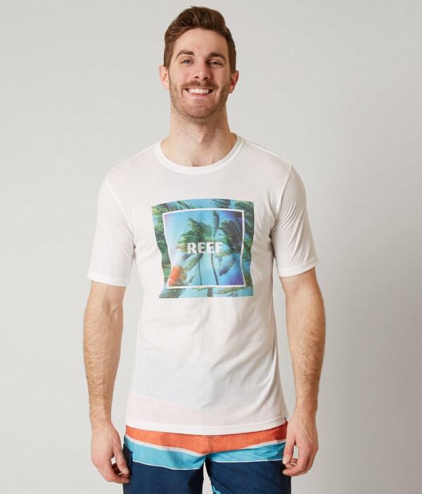 Reef Shirt Shirt Breezy Reef T Breezy Easy Reef T Easy qfzxZnEw5n